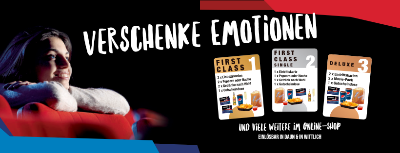 VERSCHENKE EMOTIONEN