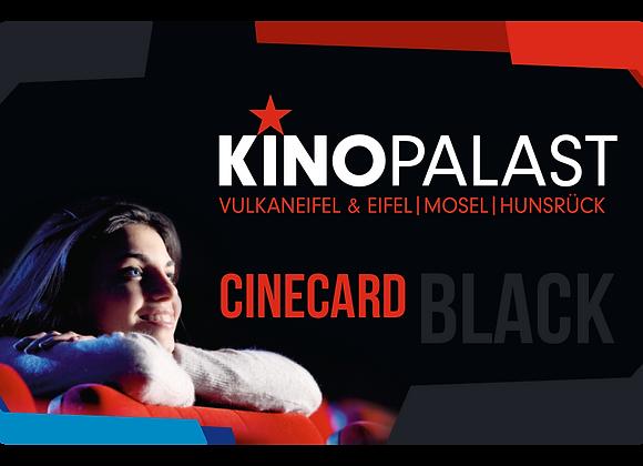 CINECARD BLACK - 50 EUR