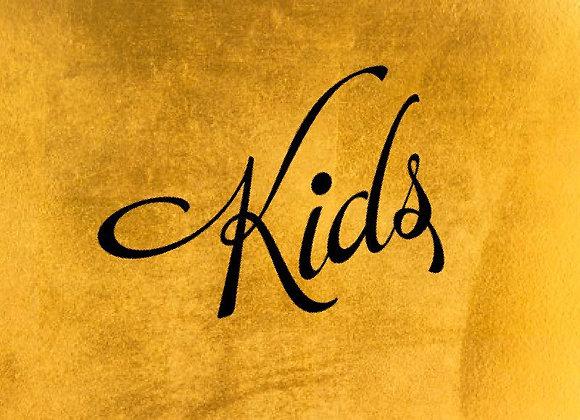 KIDS(1Eintritt Kind, 1Menu, Gutscheindose)
