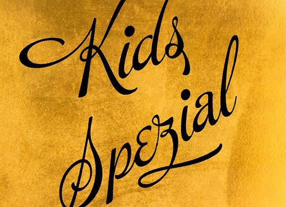 KIDS SPECIAL (1Eintritt-Kids, 1Menu, Kinobärchen, Gutscheindose)
