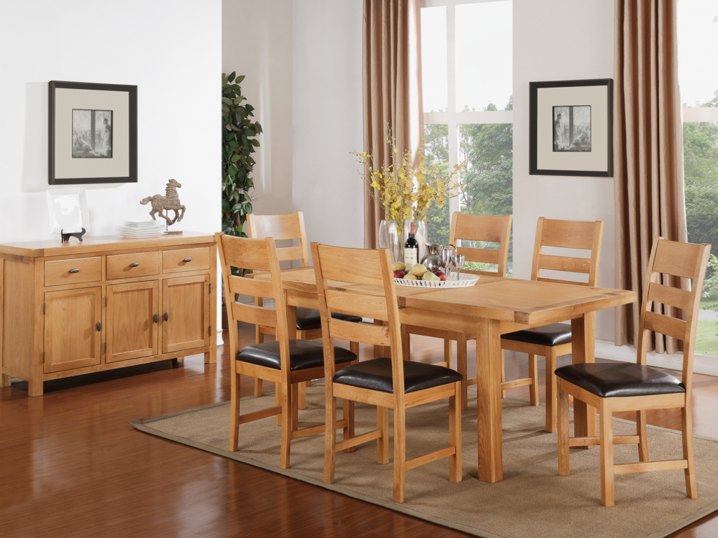 OAKLEIGH 5X3 DINING SET