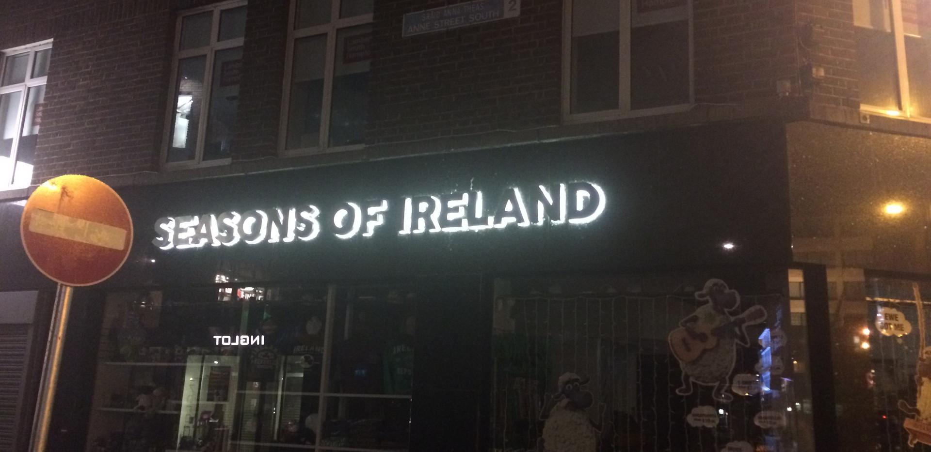 Seasons of Ireland