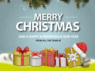 Merry Christmas from all the Debitrak team
