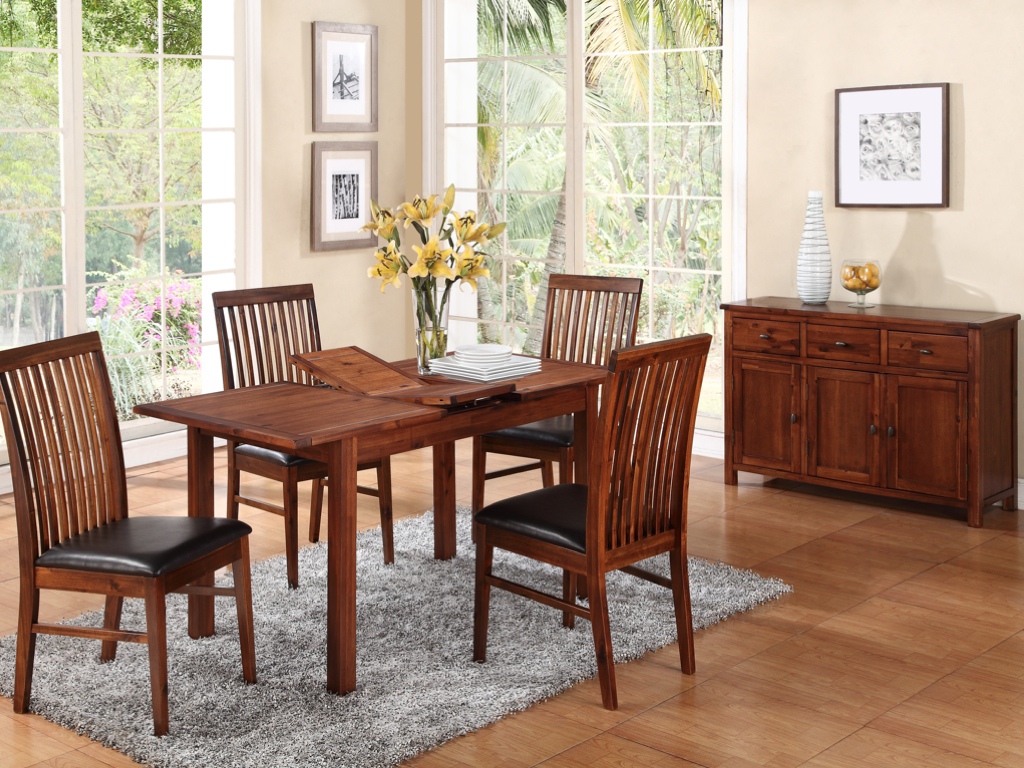 HARTFORD ACACIA DINING SET