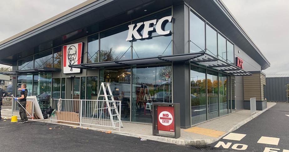 KFC Liffey Valley 2