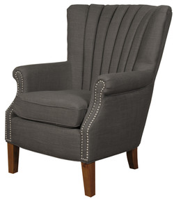 STRATFORD CHAIR- CHARCOAL