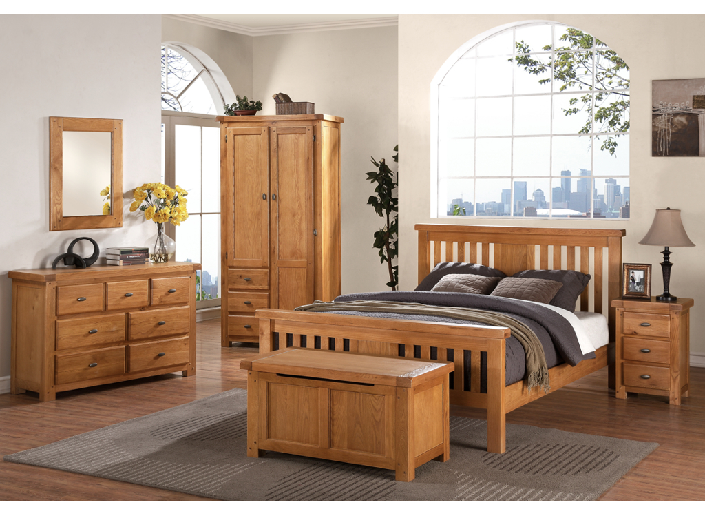 OAKLEIGH BEDROOM RANGE