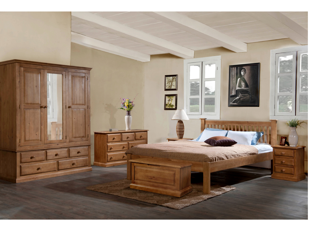 KINGSLEY BEDROOM RANGE