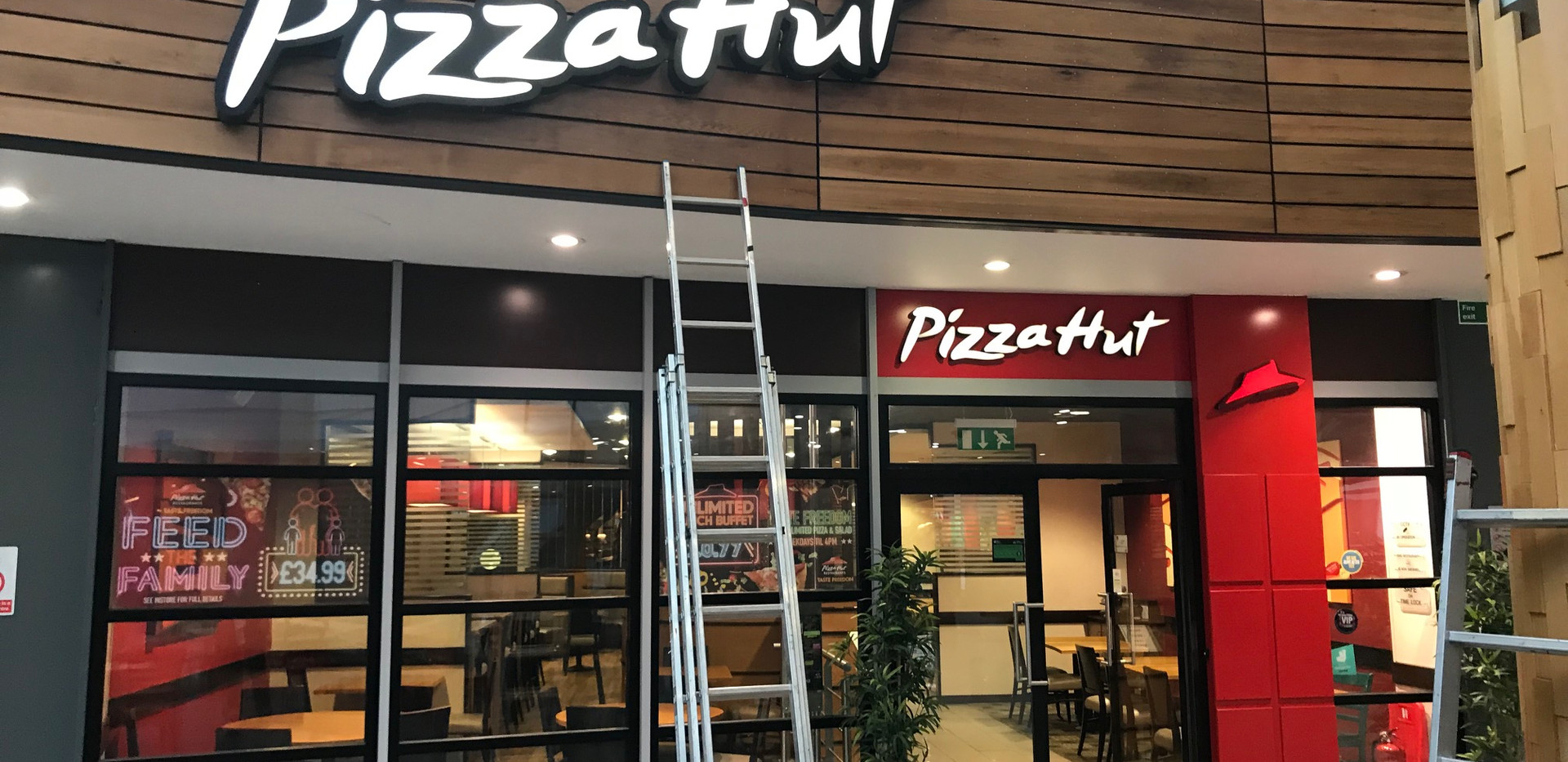 Pizza Hut - 1