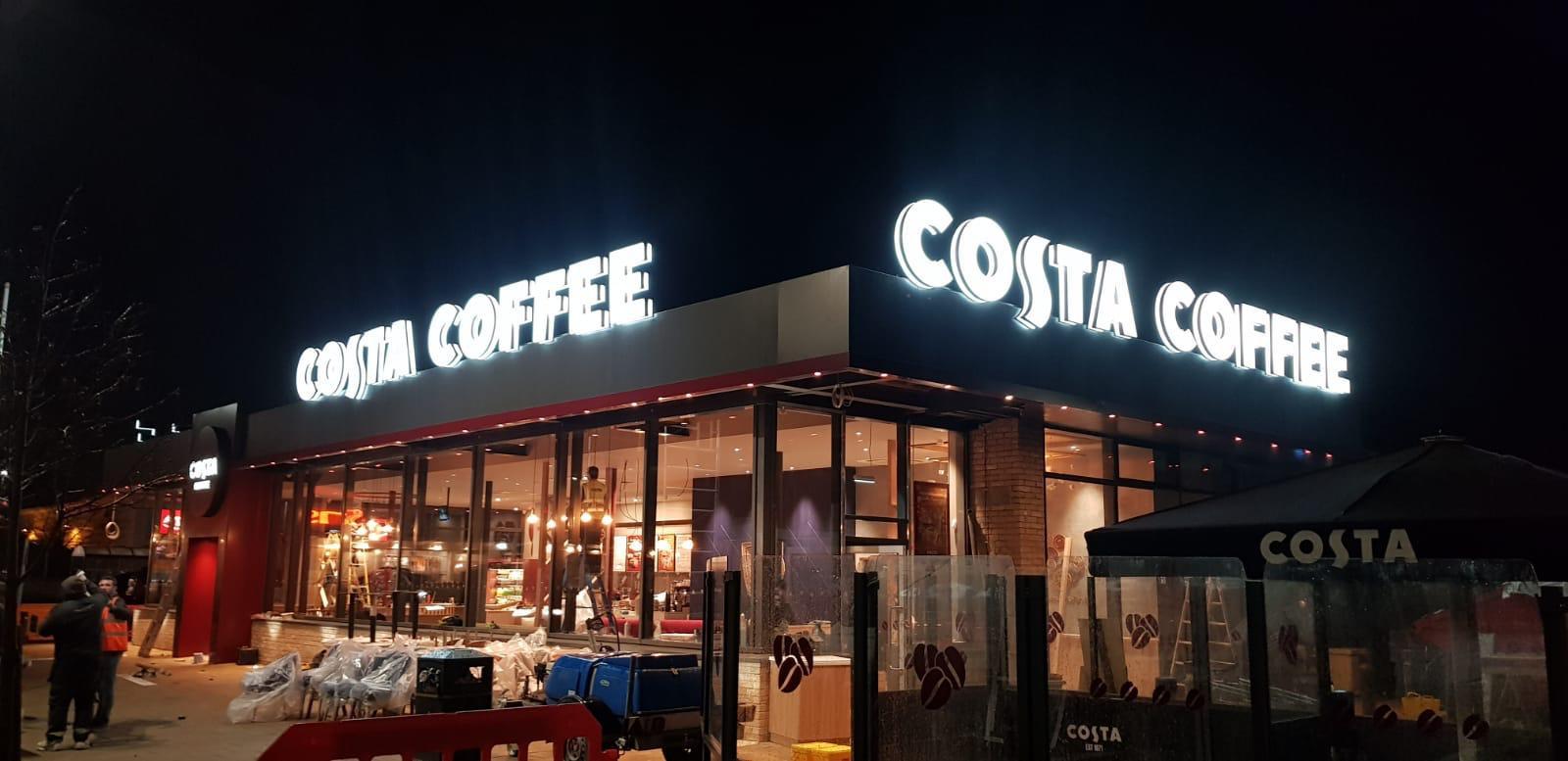 Costa Coleraine 4