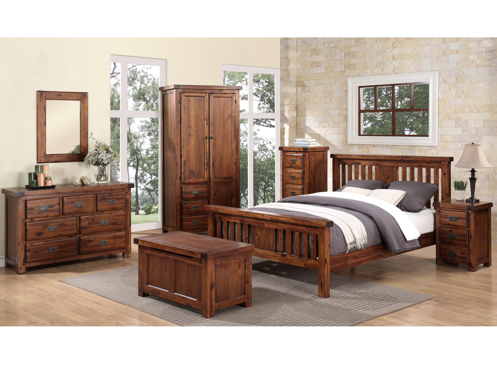 ROSCREA BEDROOM RANGE