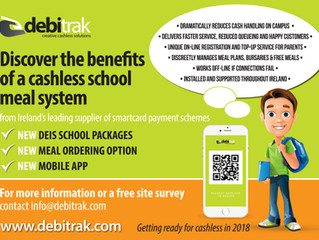 Discover the benefits of a cashless school meal system