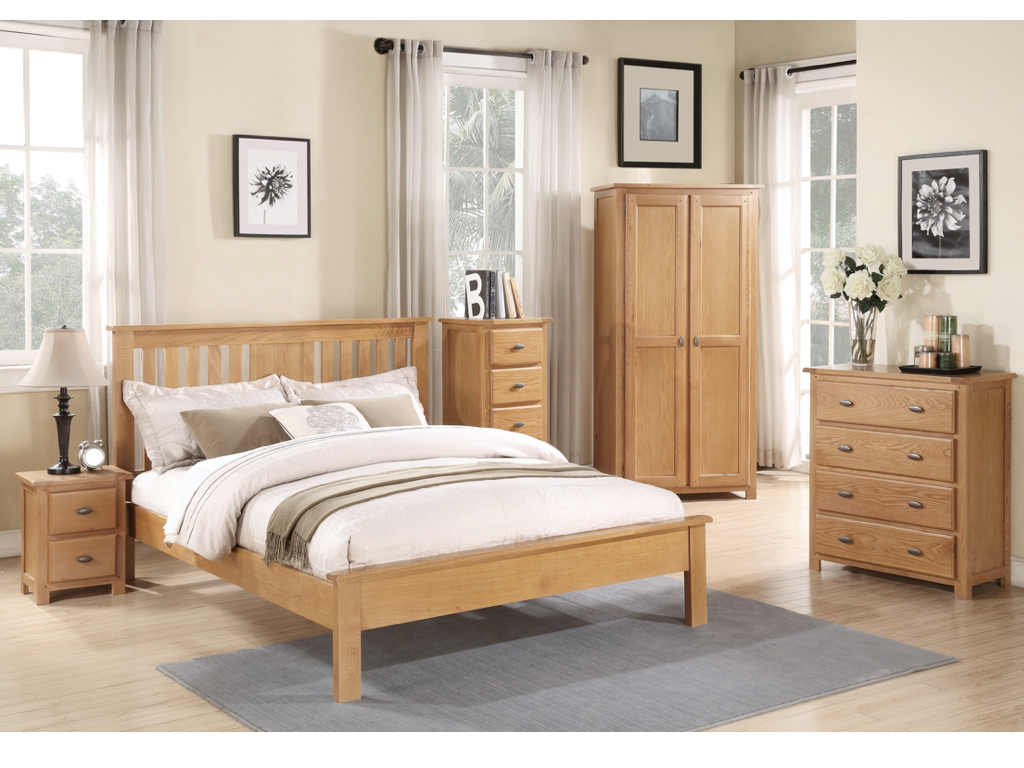 OAKLEIGH COMPACT BEDROOM RANGE