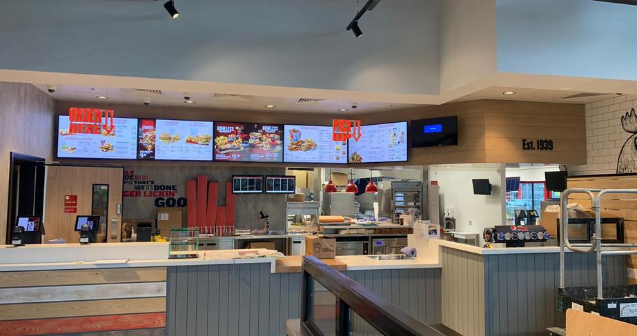KFC Liffey Valley 4
