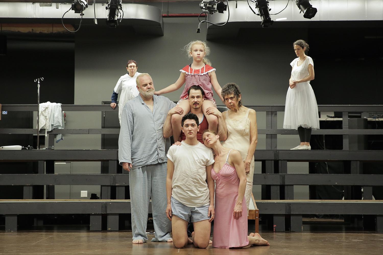 Tamar Rogoff Performance Project