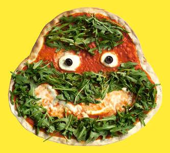 Teenage Mutant Pizza Turtle