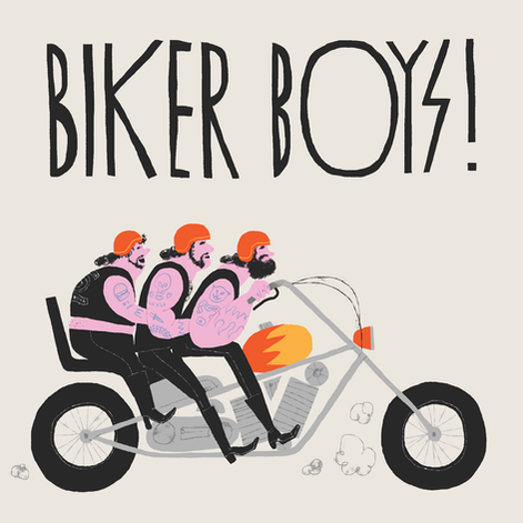 Biker Boys!