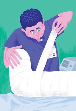 pf-sairaanhoitaja