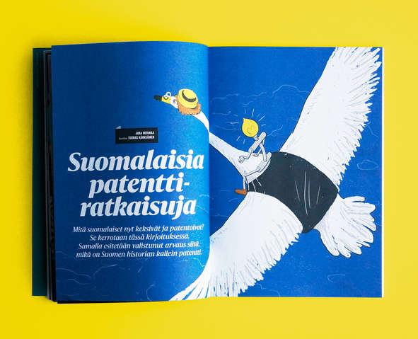 Finnish Patents