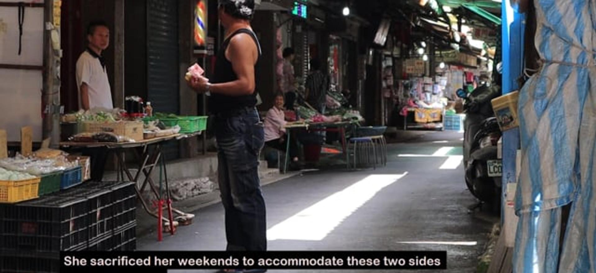 A Taipei Market Story