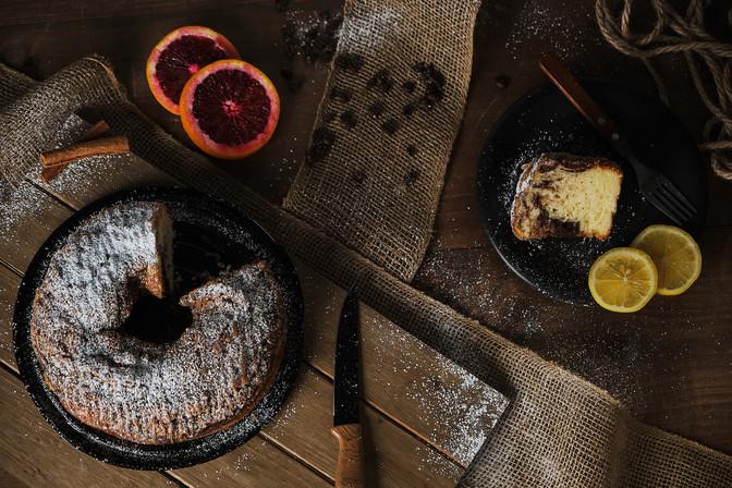 Rustic Coffee Cake