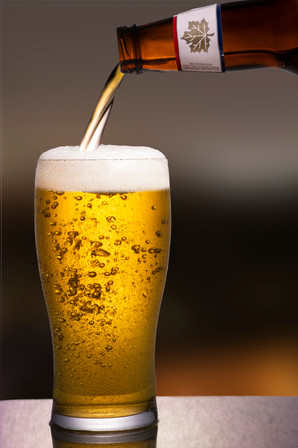 Molson Canadian Beer