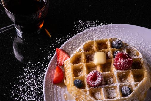 Waffles & Butter