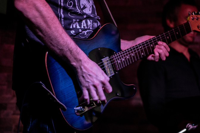 Taxi Band Guitarist