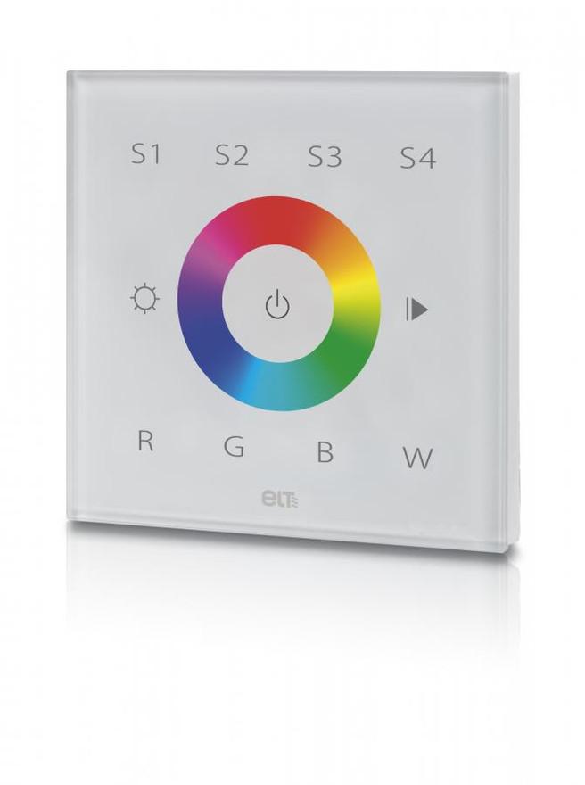 RGB-W Wall Controller
