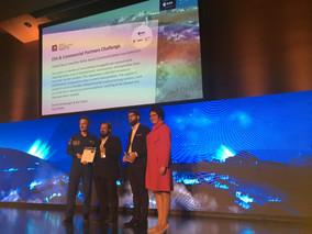 NSLComm Wins a European Space Agency prize