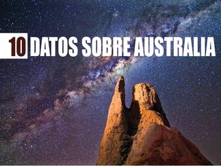 10 datos y curiosidades sobre Australia que quizá no sabías
