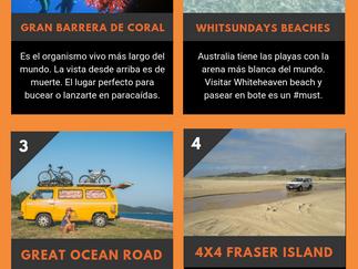6 planes imperdibles en Australia
