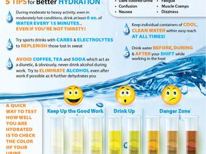 Hydration Safety Tips