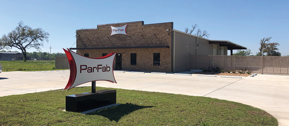 ParFab Opens New Geismar, Louisiana Location