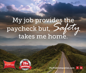 Safety Takes Us Home