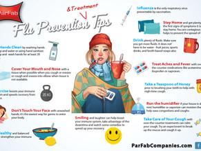 Flu Prevention Tips & Treatment