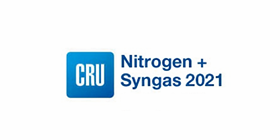 Nitrogen + Syngas 2021