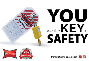 You are the Key to Safety: Lockout Tagout
