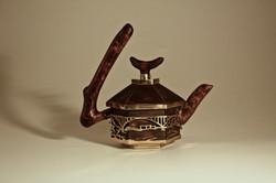 Commissioned Teapot (The High Bridge