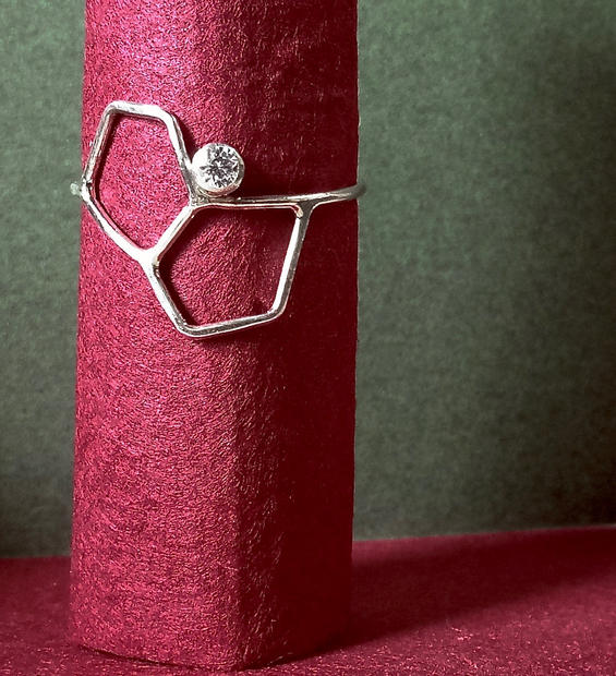 Double Polygon Ring