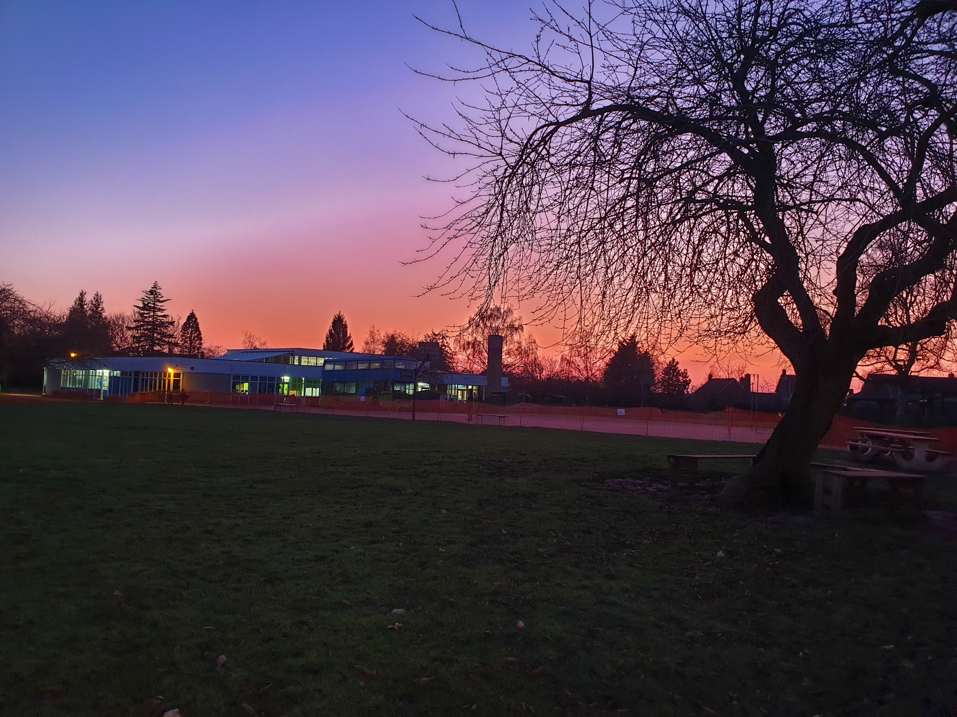 morgans sunset