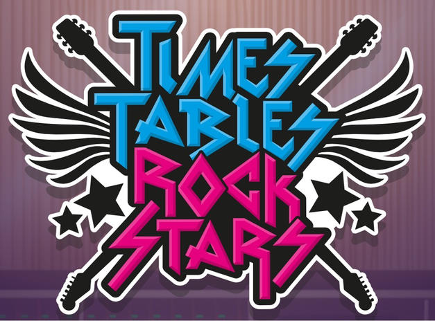 TT Rockstars - Daily times tables practice