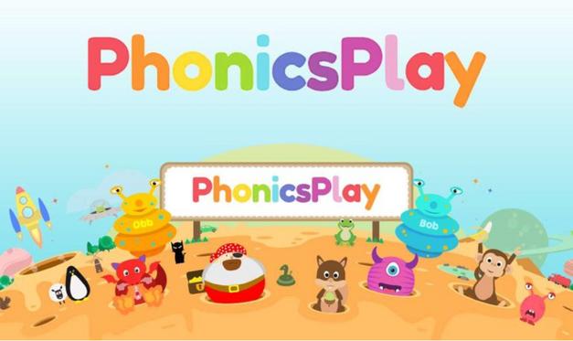 Phonicsplay - Interactive phonics games