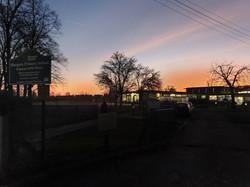 20191202 morgans sunset