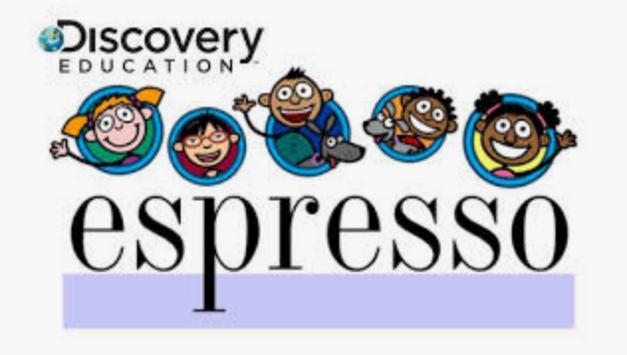 Espresso - a video rich cross curicular resource