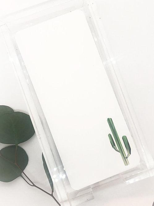 graphic saguaro