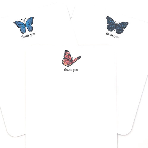 butterfly kisses (set of 12)