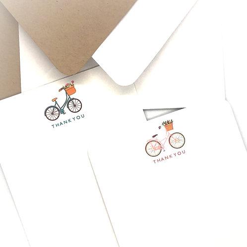 bicycles (set of 12)