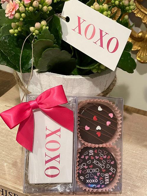 tags + treats - xoxo
