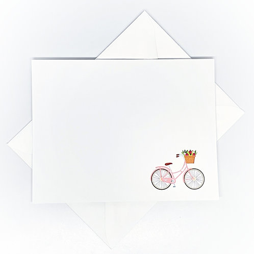 bicycles (set of 6)